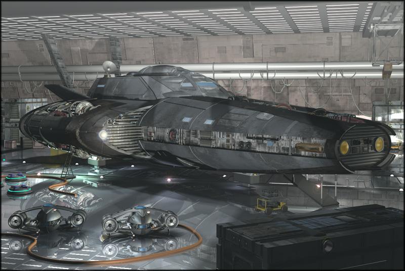 0 Hr Starfinder Ships Vol 1